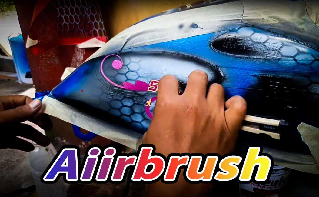 airbrush modifikasi