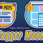 Blogspot Sebagai Mesin Uang