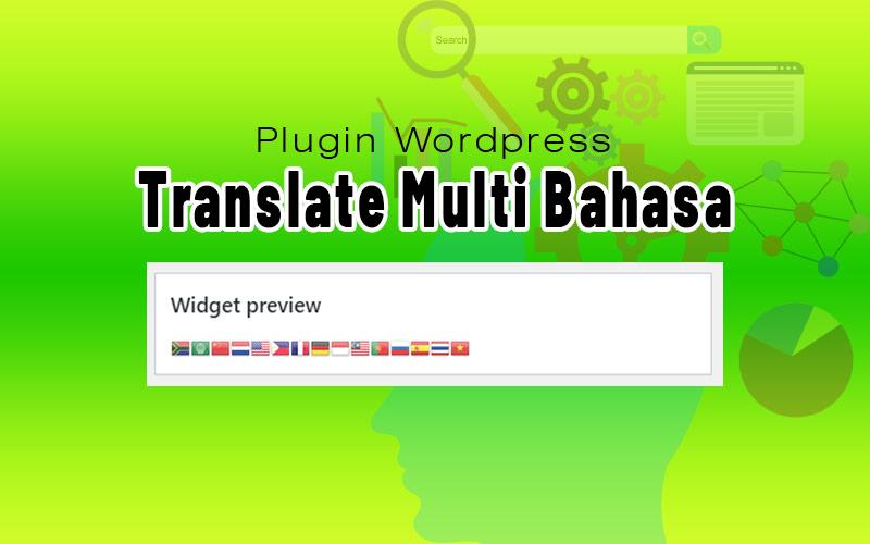 Plugin Translate Multi Bahasa