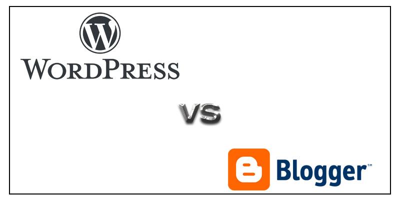 Mau Tau? Perbedaan WordPress VS Blogspot
