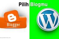Mari Mulai Membuat Blog
