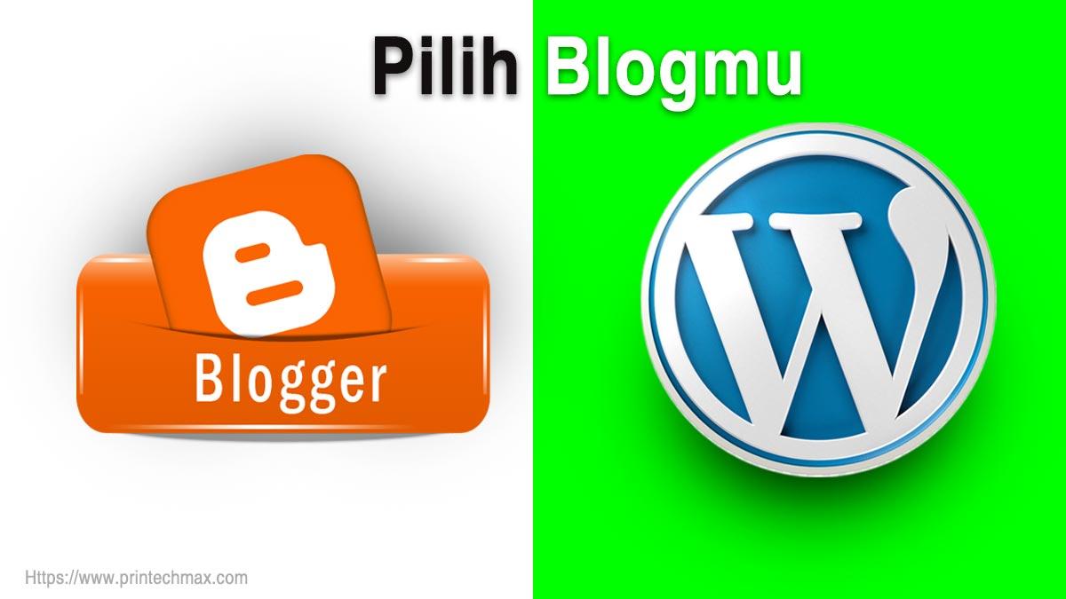 Mari Mulai Membuat Blog Gratisan