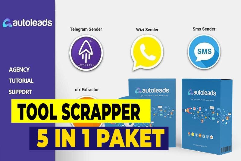 Tool scrapper