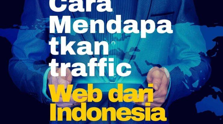 traffic Website Indonesia